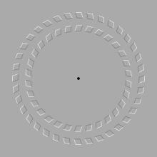 Revolving circles