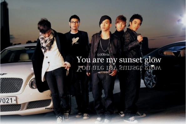 Big Bang - Sunset Glow