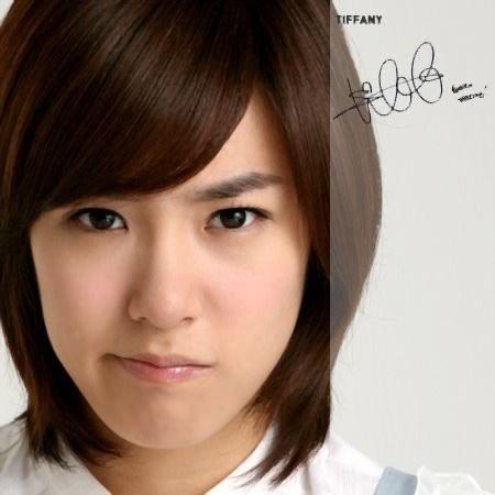 Hilangnya Eyesmile Tiffany SNSD +Pic (Agak BB)